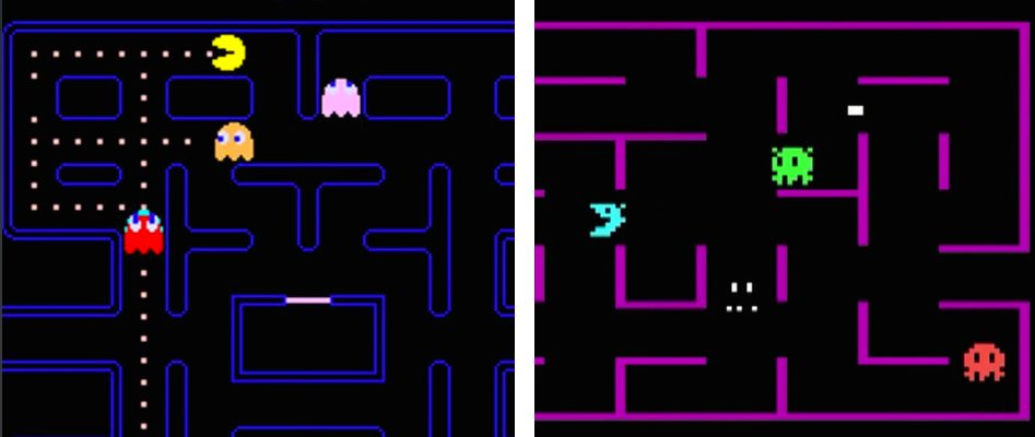 copying creative expression is infringement pac man v kc munchkin 1982